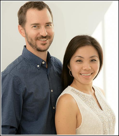 Doctors Ben and Megumi Lambeth DDS in Carrboro, NC
